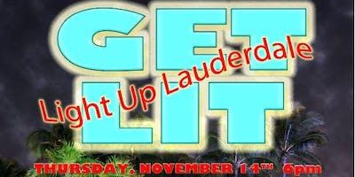 Light Up Lauderdale - Get Lit