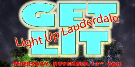 Light Up Lauderdale - Get Lit