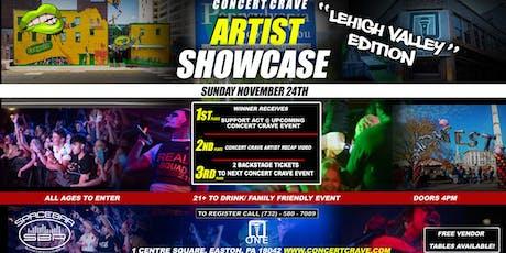 Artist Showcase Lehigh Valley Edition tickets