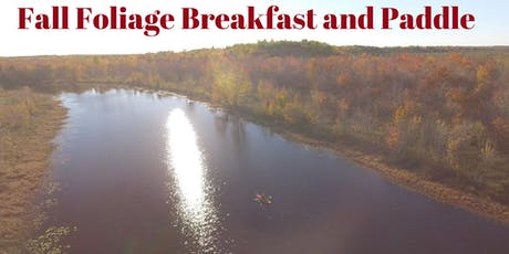 Fall Foliage Breakfast and Paddle tickets