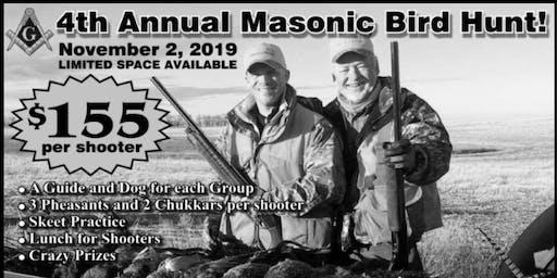 4th Annual Bird Hunt to Support RiteCare