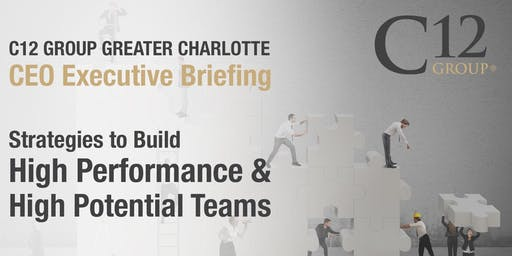 Build High Performance & High Potential Teams