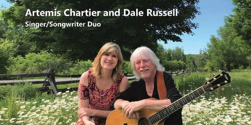 Music@Trinity presents: Artemis Chartier & Dale Russell
