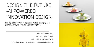Design the Future; AI powered innovation for  CPG- Workshop