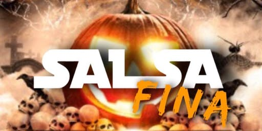 2ND ANNUAL SALSAFINA HALLOWEEN PARTY