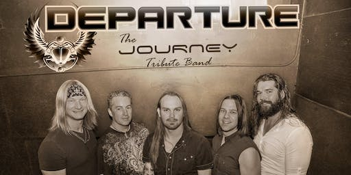 Departure: The Ultimate Journey Tribute with Midnight Promise