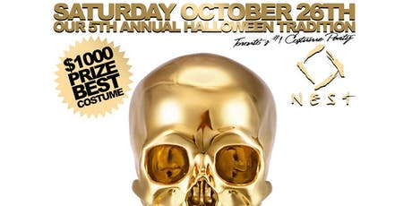 Barcode Saturdays 5th Annual Halloween Party Tradition tickets