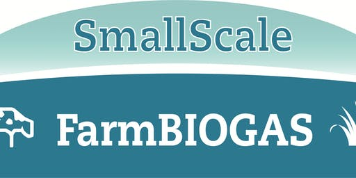 On-Farm Small Scale Biogas Workshop - Fermoy, Co Cork
