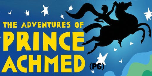 The Adventures of Prince Achmed (PG)