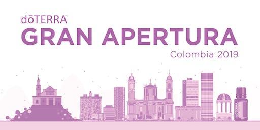 Evento post apertura dōTERRA-Medellin-Colombia
