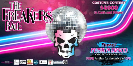 Freakers Ball on Station Street tickets
