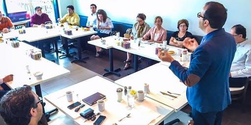 Personal Branding Workshop (+ Business Networking)