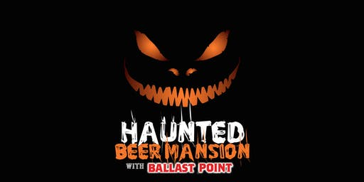 Ballast Point Haunted Beer Mansion
