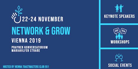 Network and Grow Tickets