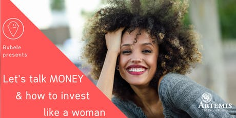 Let's Talk Money - Invest like a woman tickets