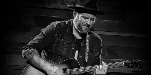 Farmhouse Folk presents:  Award winning singer/songwriter Nate Currin