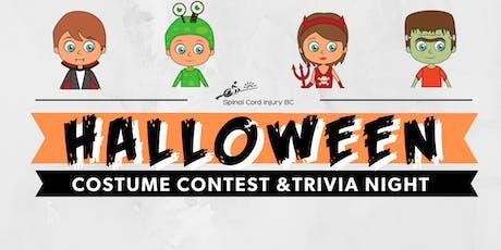 Costume Contest & Trivia Night tickets