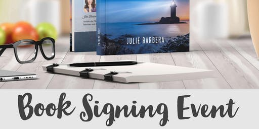 Barnes & Noble Book Signing (Julie Barbera)