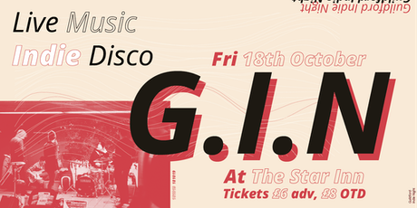 Guildford Indie Night vol. 14 tickets