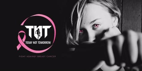 Today Not Tomorrow (TNT) Boxing & Fitness Grand Opening to benefit Chicks n Chaps tickets