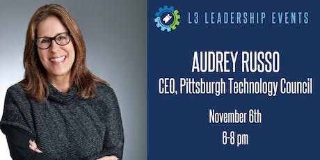 Speaker Series: Audrey Russo, CEO of the Pittsburgh Technology Council  tickets