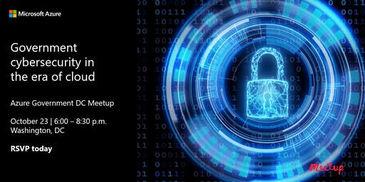 Government cybersecurity in the era of cloud