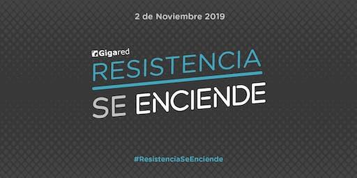 Resistencia Se Enciende con Gigared 2019