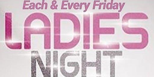 Ladies night At Legends