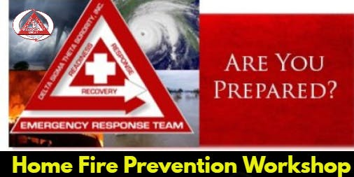 Home Fire Prevention Workshop