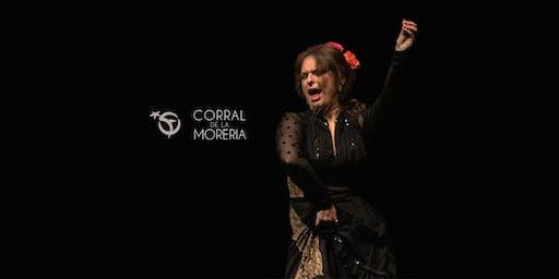 Flamenco: Pastora Galván, José Valencia y Juan Requena en Madrid