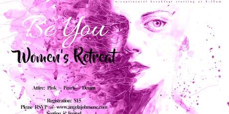 PURSES ~ Be You Women's Retreat tickets