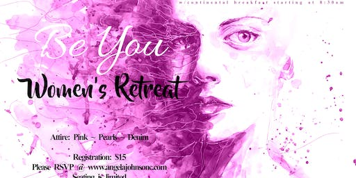 PURSES ~ Be You Women's Retreat