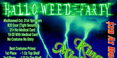 Holloweed Costume Party