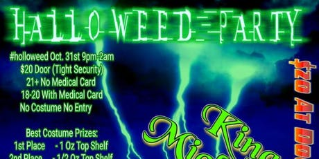 Holloweed Costume Party tickets