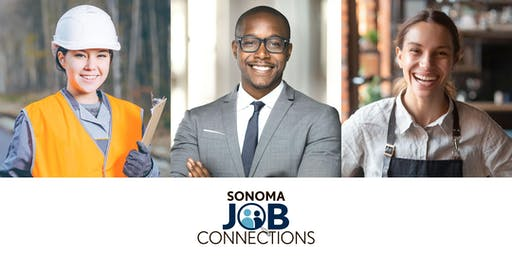 Sonoma Job Connections - Job Fair - Attendee Registration