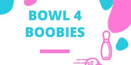 Bowl 4 Boobies 2019 tickets