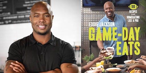 Eddie Jackson at The Mercantile