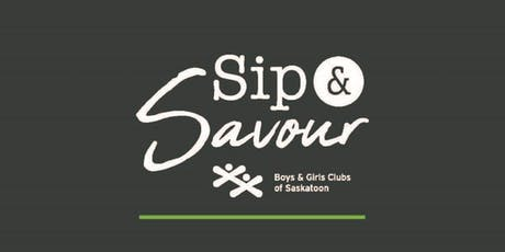 Sip & Savour   tickets