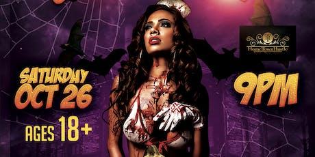 HomeTownHustle's Halloween Costume Party tickets