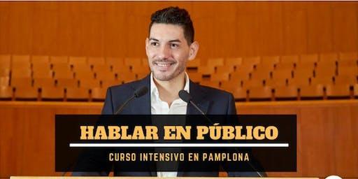 CURSO CÓMO HABLAR EN PÚBLICO EN CÁMARA DE COMERCIO DE PAMPLONA