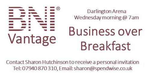 BNI Vantage Information Meeting