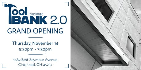 ToolBank's Grand Opening Event tickets