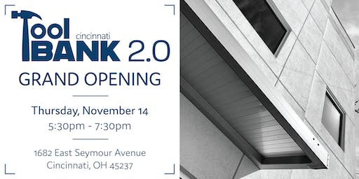 ToolBank's Grand Opening Event