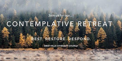 West Hills Covenant Church Contemplative Retreat
