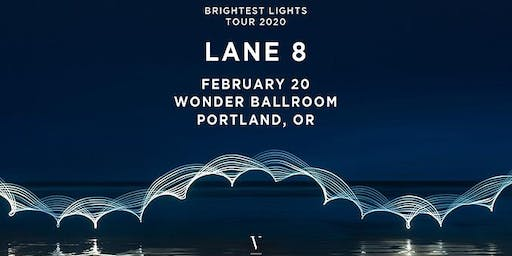 Lane 8: Brightest Lights Tour