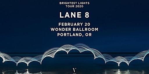Lane 8: Brightest Lights Tour