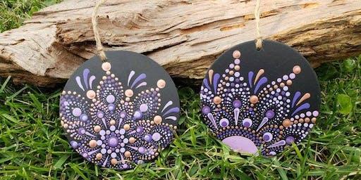 Darling Dots Mandala Ornament Workshop