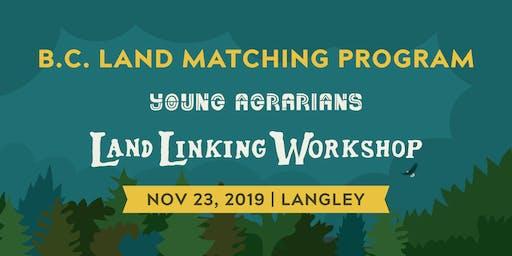 Langley Land Linking Workshop