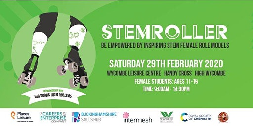 STEMroller - empowering female / non-binary students (aged 11 - 19)