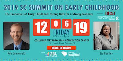 2019 South Carolina Summit on Early Childhood